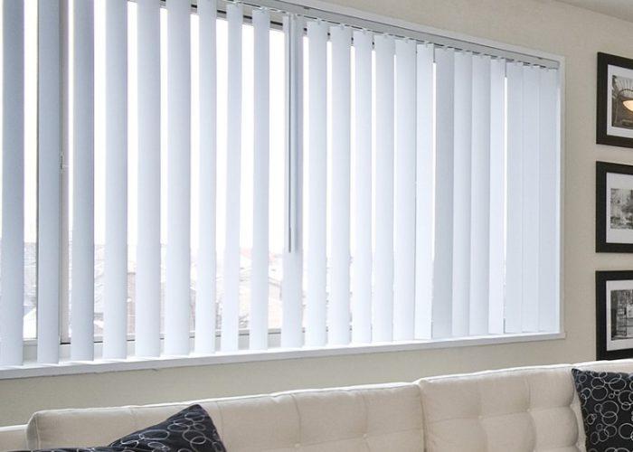 cortinas verticales (Mediano)